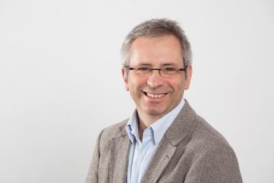 Prof. Dipl.-Phys. Andreas Gerber